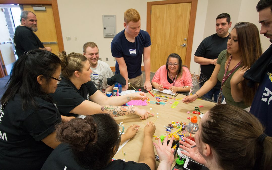 Caring for the Caregivers, CCS Hosts DCP Retreat