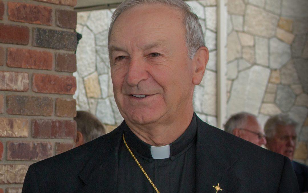 A Tribute to Bishop Steiner