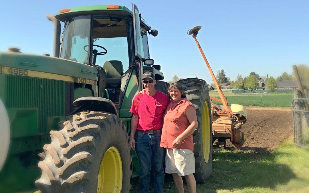 Mission Benedict Opens Community Garden
