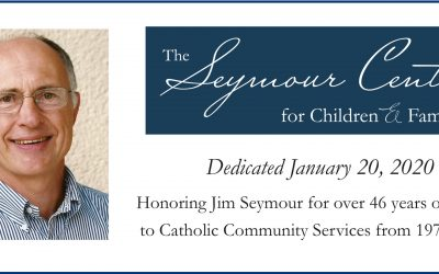 Newly Dedicated Seymour Center Opens Doors to Families in Need