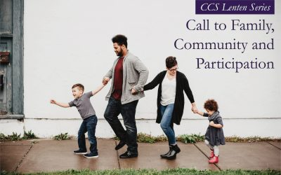 Catholic Social Teaching: Call to Family, Community & Participation