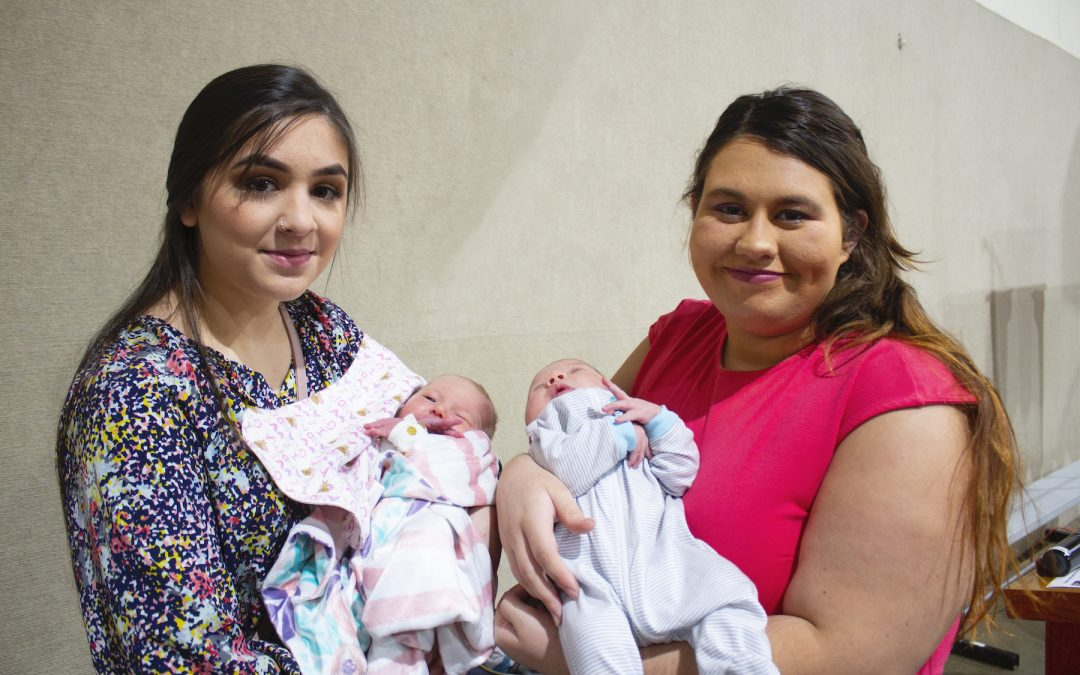 Welcome! New Father Taaffe Homes Babies