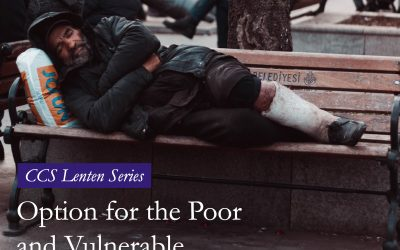 Catholic Social Teaching: Option for the Poor and Vulnerable