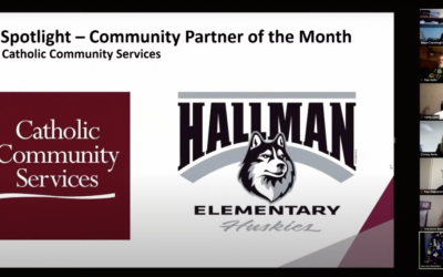 CCS Named Salem-Keizer Public Schools Partner of the Month